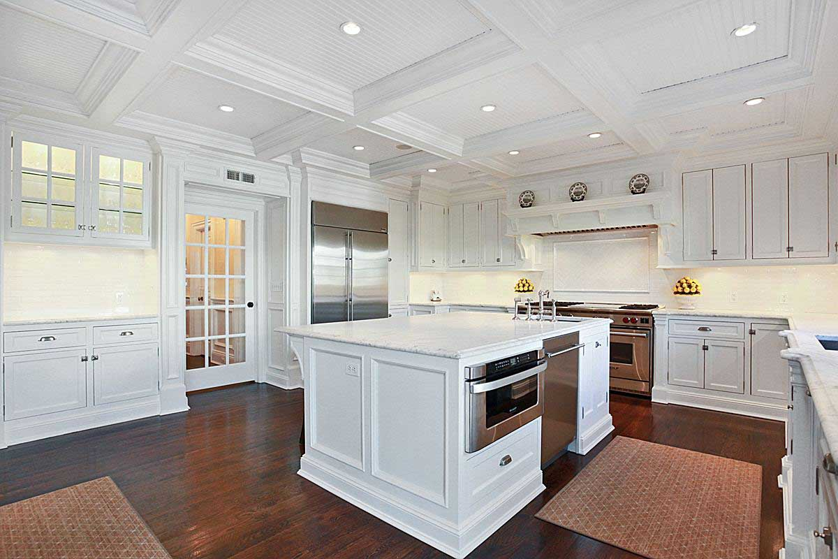kitchen design and build home design plan
